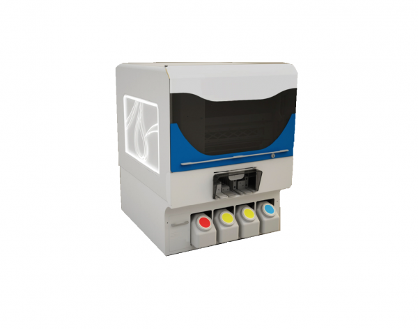 Analizor automat ELISA 3 placi